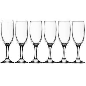 826d975b566e Ravenhead Ascot Set of 6 Flutes £2.50   Mode Pack of 6 White Wine Glasses