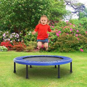 "36"" Mini Trampoline £24.64 / 38"" - £26.84 / 40"" - £28.04 / 4.5FT Kids Trampoline with Net £49.29 Delivered with code @ Outsunny eBay"