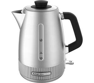 TEFAL Avanti Classic KI290840 Traditional Kettle - Stainless Steel £39.99 @ Currys