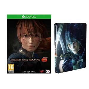 Dead Or Alive 6 - Steelbook Edition (Like New) Xbox One £21.95 delivered @ The Game collection