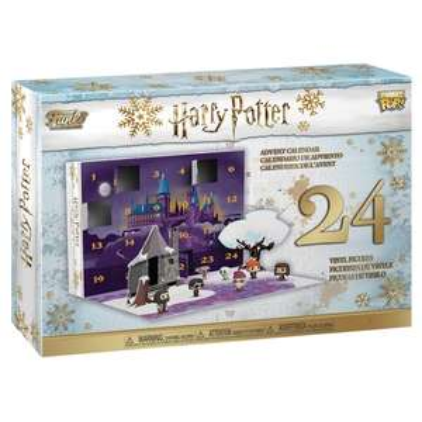 POP! Harry Potter Funko Advent Calender £10 @ Smyths