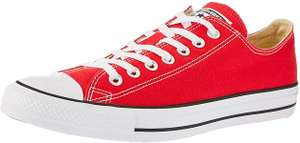 Big Feet? - Adults' Chuck Taylor All Star Sneakers Red £13.00 (Prime) / £17.49 (non Prime)  Size 16 Only @ Amazon