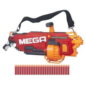Extra 5% Off with code @ Bargainmax eg Nerf N-Strike Mega Mastodon Blaster now £37.04 / Intex Inflatable Hippo Play Centre £19.94 Delivered