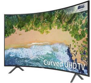 49 inch Samsung UE49NU7300 Curved Ultra HD certified HDR Smart 4K TV- £339.15 with code @ Crampton & Moore eBay