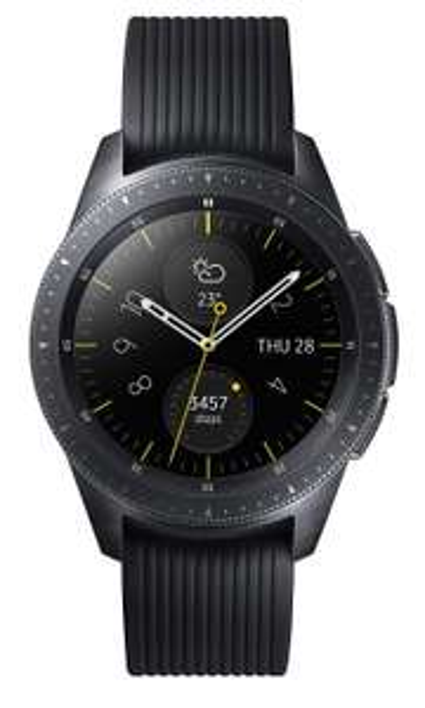 Samsung Galaxy Watch 42mm - UK Version - Midnight Black £225 @ Amazon (+ potential cashback