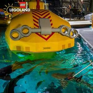 Interactive Shark Feeding Experience £29pp at LEGOLAND® Windsor Resort via Groupon - standalone experience - see OP for info