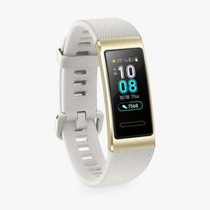 Huawei Band 3 Pro Fitness Tracking Wristband White/Gold @ John Lewis & Partners 2 Year Guarantee Included £59.99 Delivered