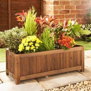 Burntwood Folding Planter for £14.99 @ B&M Instore