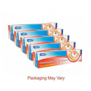 5 x Clotrimazole Cream 1% 20g Fungai Cream £3.39 @  Pharmacyfirst