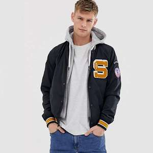 74634780f Superdry Upstate Bomber (was £80) now £36 delivered   ASOS