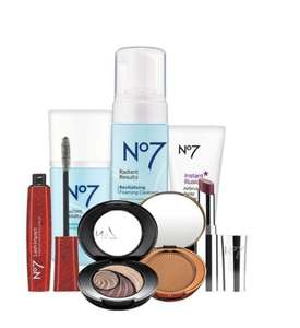 Save £50.50 on No7 Everyday Collection, now £30 @ Boots