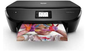 HP Envy 6230 £49.99 Free 12 months ink and possible £5 voucher @ Argos