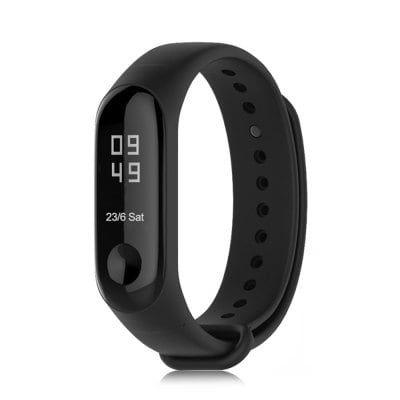 Xiaomi Mi Band 3 Smart Bracelet Steps Count Sleep Monitor - Black £19.54 @ Gearbest
