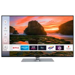 """Techwood 49AO8UHD 49"""" Smart 4K Ultra HD TV with HDR and Freeview Play £279.99 @ AO"""