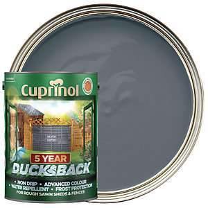 BOGOF on all wood care until Monday 6th eg Cuprinol Ducks Back shed & fence 2 x 5 litres for £14 @ Wickes
