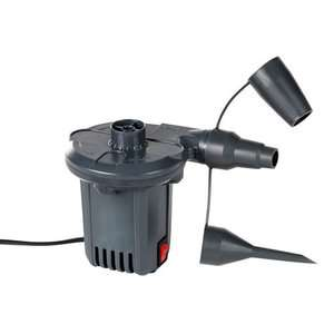 Silvercrest Electric Air Pump- mains or 12V powered £5.99 instore at Lidl from 2nd May