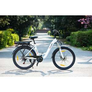 £200 off iconBIT K9 6sp 36v 250w Electric Bike with 26inch Wheel with Code @ Ideal world