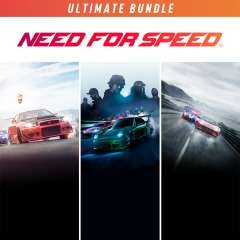 Need for Speed Ultimate Bundle PS4 £12.99 @ PlayStation Store