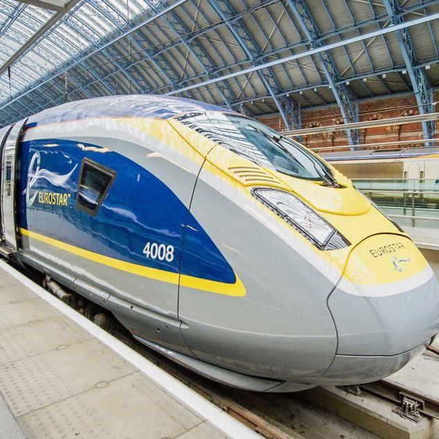 Eurostar return to Brussels, Lille or Paris £50 / Single to Amsterdam £30 (May departures/ departing London St Pancras Intl) @ Eurostar Snap