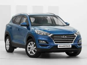 Hyundai Tucson 1.6 GDI SE Nav 36 Month Lease. £219.60 down then £219.60 per month (1+35) - Total Cost £8,205.60 @ Yes Lease