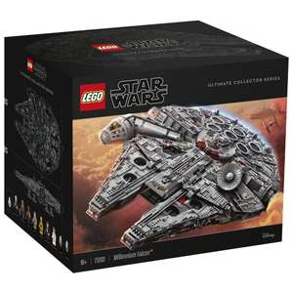 Lego 75192  UCS Millenium Falcon Collector Set £519.99 @ Smyths