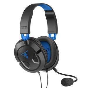 Refurbished Turtle Beach Recon 50P Gaming Headset in Blue £8.99 delivered @ Telephonesonline