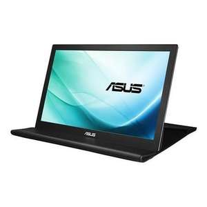 "Asus MB169B+ 15.6"" IPS Full HD Monitor (portable) - £149.98 excl vat / £179.97 Inc Vat Serversdirect"
