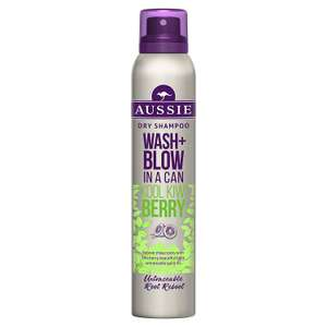 Aussie wash and blow dry shampoo 45p in-store @ Superdrug