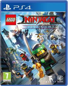 Lego Ninjago Movie The Game (PS4) - £11.69 with code delivered @ Zavvi