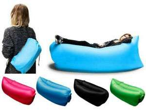 Inflatable Lounger / Air Bed / Sofa £7.99 Delivered @ eBay / pricebuster_uk1  - UK Seller - 450lbs / 200kg weight limit