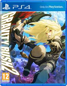 Gravity Rush 2 (PS4) for £11.78 delivered with code @ Zavvi