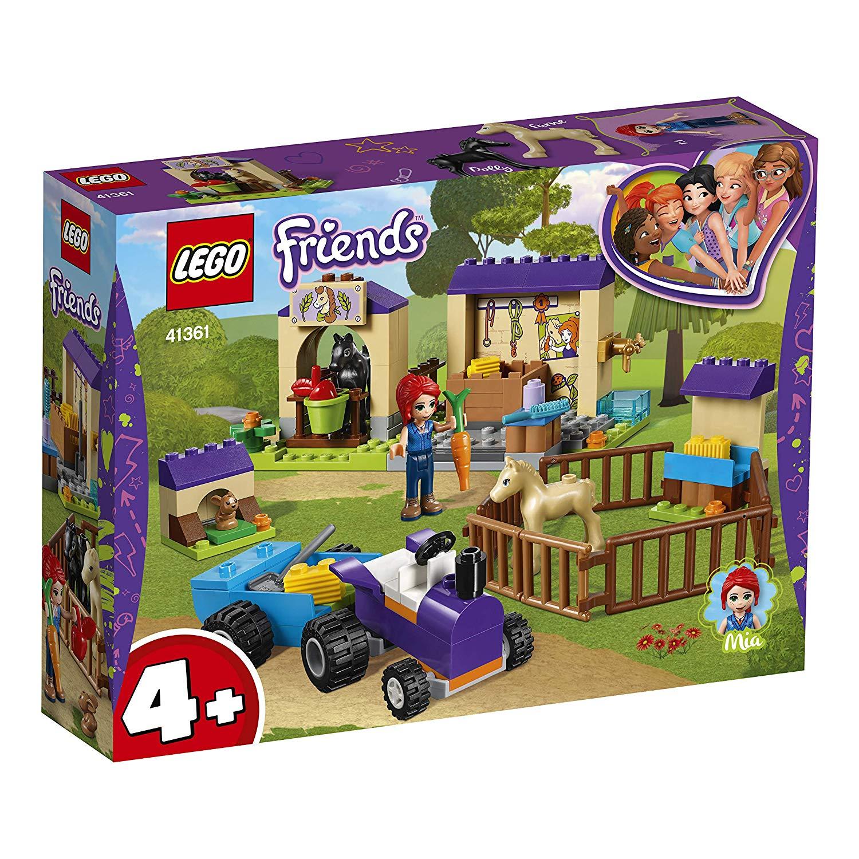 LEGO 41361 Friends Mia's Foal Stable Set was 17.99 now £11.98 @ Amazon Prime (+£4.49 non Prime)