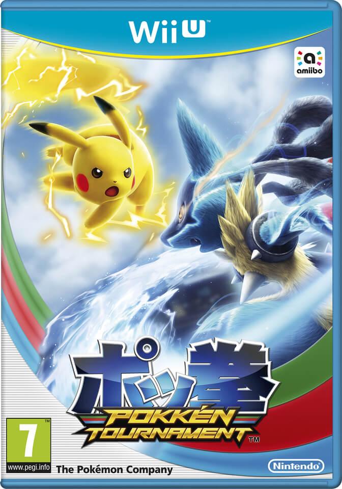 Pokken Tournament Wii U - £14.99 @Zavvi 99p delivery