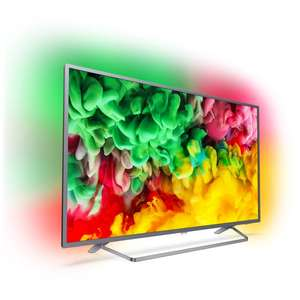 Philips Ambilight 65PUS6703 65 inch 4K Ultra HD HDR Smart LED TV Freeview Play £669 with code @ Richer Sounds  (6 years guarantee included)