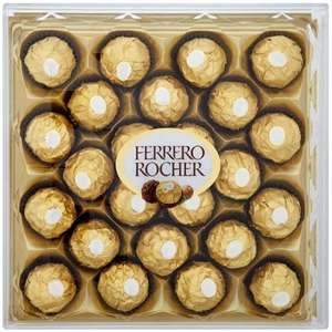 Ferrero Rocher - 300g box (24) £3.50 In-Store @ Wilko (possibly nationwide)