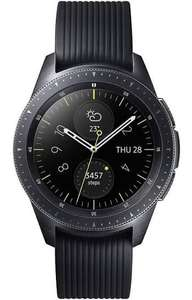 Samsung Galaxy Watch 42mm in Black - £223 - Sold and Despatched by HDEW Extra via Amazon
