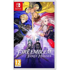 Fire Emblem Three Houses - Nintendo Switch £37 @ TheGameCollection