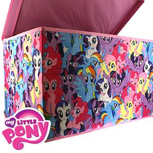 My Little Pony Jumbo Storage Box 55 x 32.5 x 37 @ Home Bargains £4.99