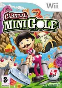 Step right up! Carnival Games Mini Golf just £2.51 @ Music Magpie (10% off at basket) - free delivery