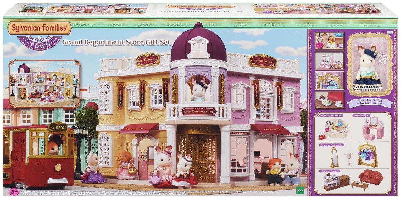 Sylvanian Families Department Store Gift Set £49.99 @ Argos Clearance Sale