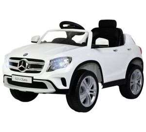 Toyrific Official Kids Mercedes Benz GLA 12v Electric Ride On Car in White £112 Del @ Tesco eBay  - £299.99 at Argos
