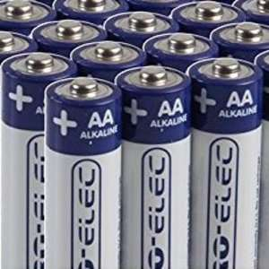 Pro Elec Ultra Alkaline AA Batteries 100 Pack  £15.00 Delivered @ CPC Farnell