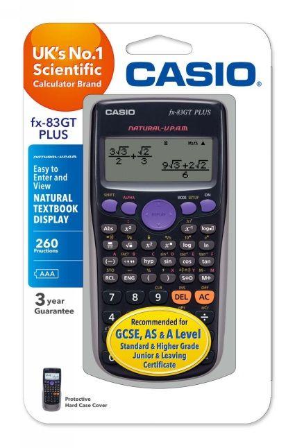 Casio Scientific Calculator FX-83GT Plus instore @ Wilko