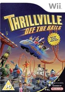 Thrillville - Off The Rails (Wii) just £1.50 @ CeX in-store (+£1.50 p&p for online orders) + 2 years warranty for that extra peace of mind