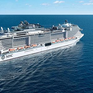 4 Night Full Board Cruise (MSC Preziosa) departing Southampton (Visit Bruges, Amsterdam & Hamburg) £126.70 p/p @ ABCroisiere (MSC Cruises)