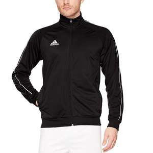 7a7f0d320e adidas Men's Core 18 Polyester Tracksuit Jacket @ Amazon £14 Prime ...
