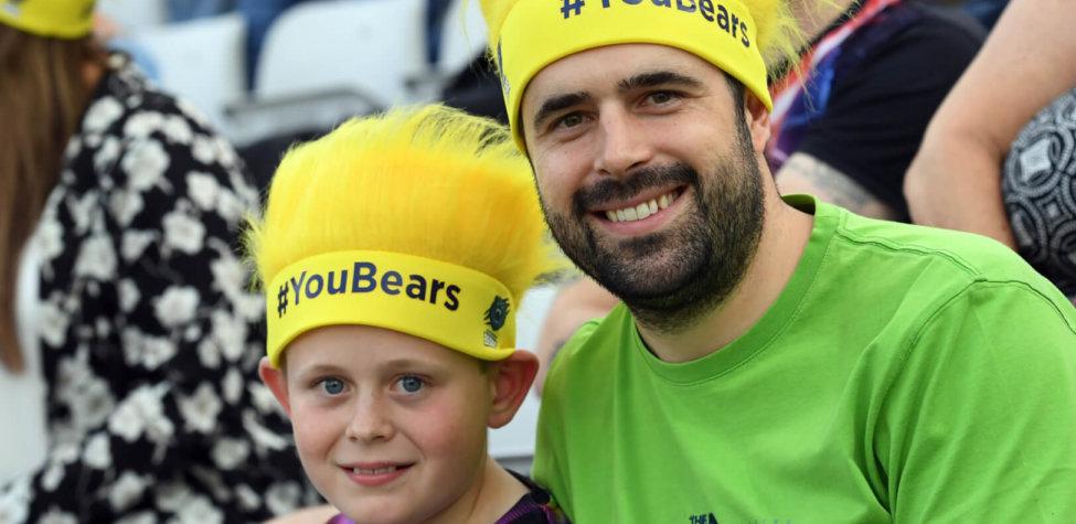 Community fun day at Edgbaston £2 @ TicketMaster