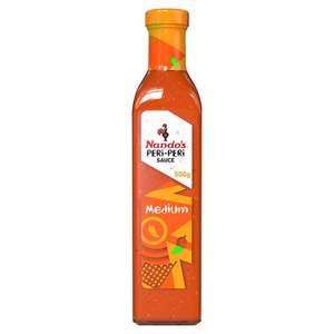 Nandos Peri Peri sauce 2 for £2 @ Co-Op Paisley