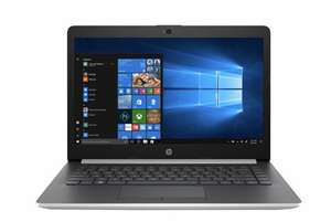 "HP 14-ck0031na 14"" Laptop - Silver - £349 / £309.99 after cashback @ AO"
