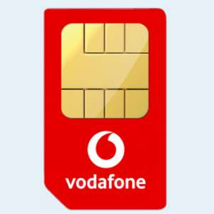 Vodafone 100GB, Unlimited Mins Sim Only - 1 year £24 pm (£14.83pm after £110 auto cashback using code ) - £288 @ Mobiles.co.uk
